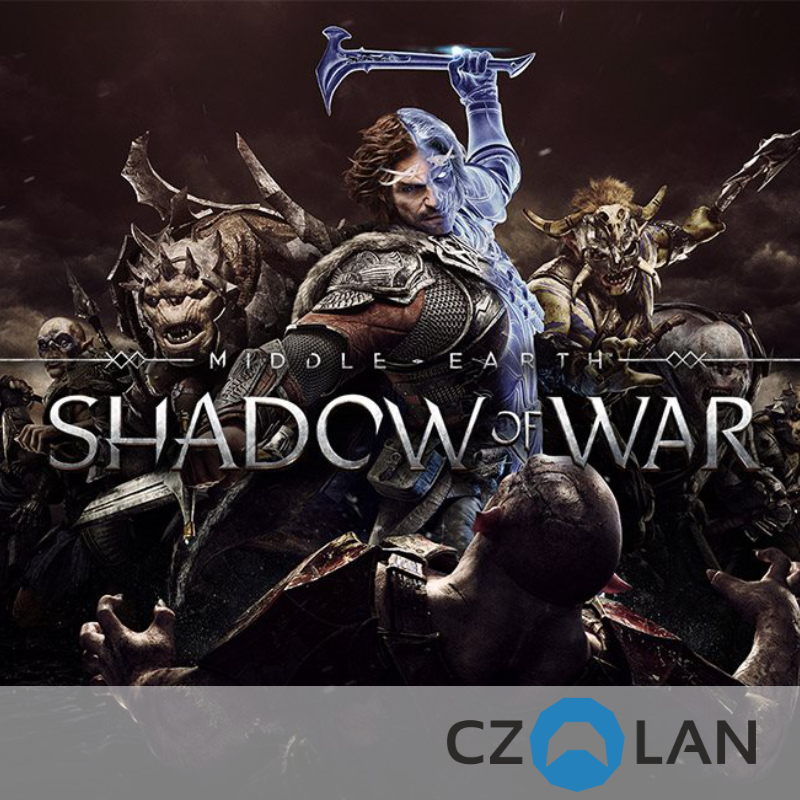 Obrázek k produktu Middle-Earth: Shadow Of War.