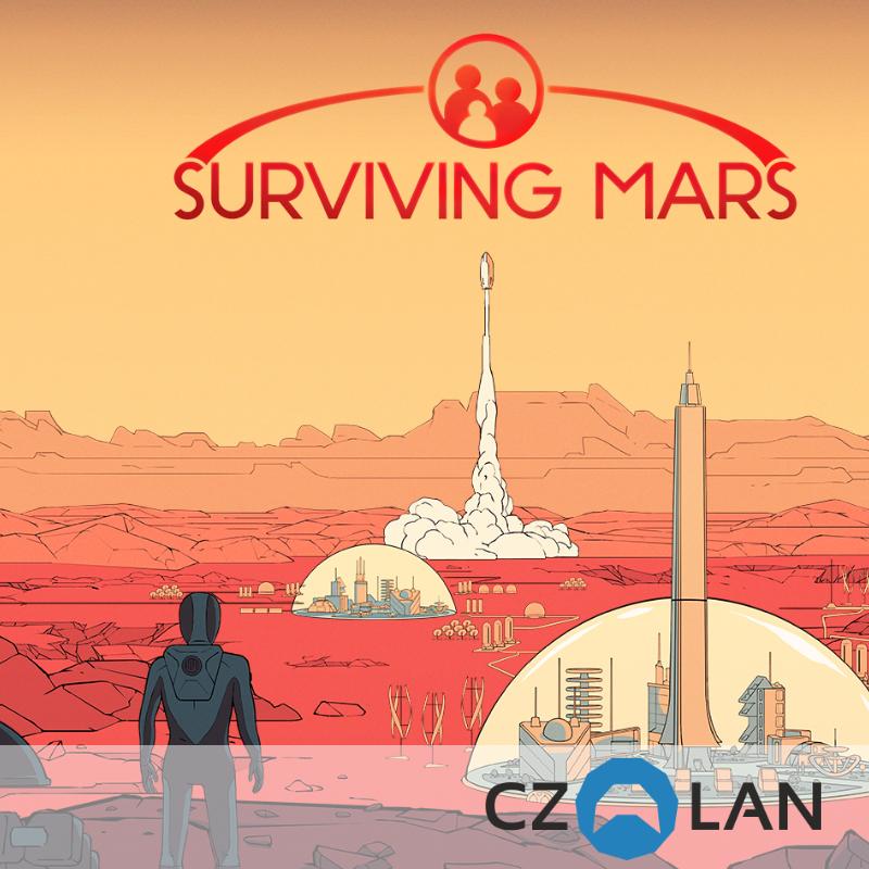 Obrázek k produktu Surviving Mars.