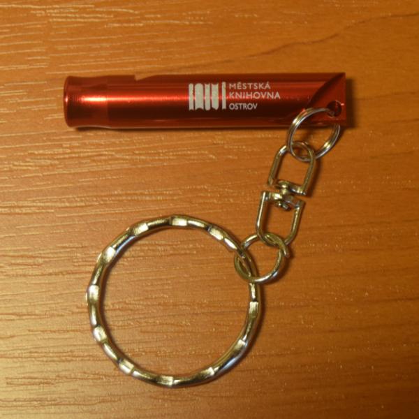 Obrázek k produktu Alu píšťalka.