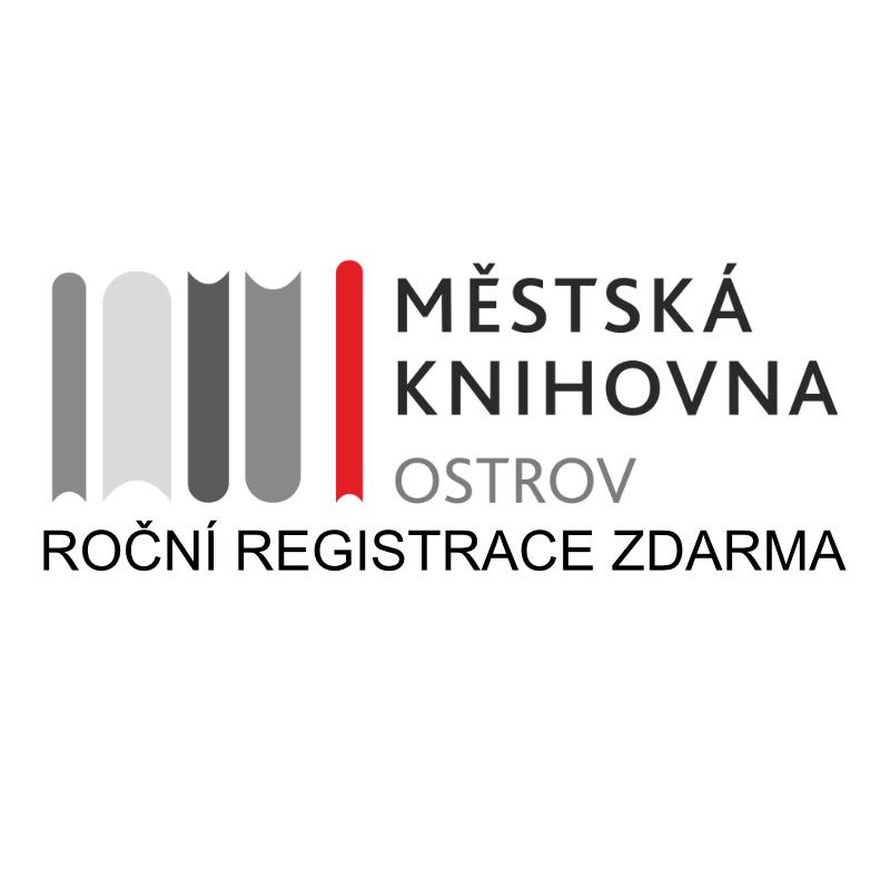 Obrázek k produktu Roční registrace do knihovny.